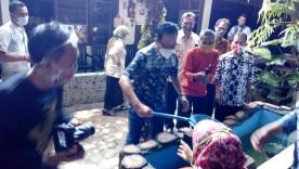 Kegiatan Relawan Sehat Dapur Balita RW.08 Jageran Kampung Mangkuyudan Kel Mantrijeron