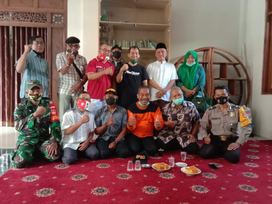 Sambang Pondok Pesantren Ali Maksum