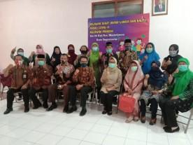 Relawan Sehat Dapur Lansia dan Balita RW. 04 Ngadinegaran